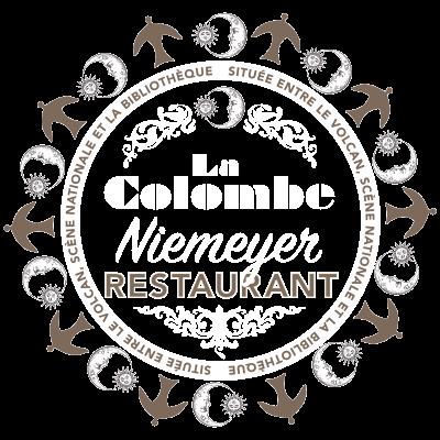 Logo la colombe niemeyer